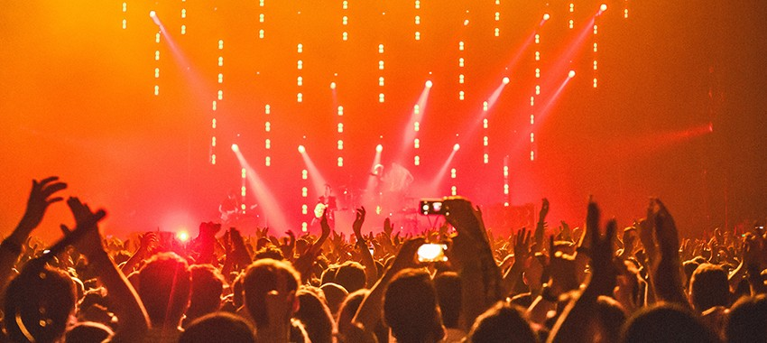 Return of the Events: 6 Products for Concerts and More